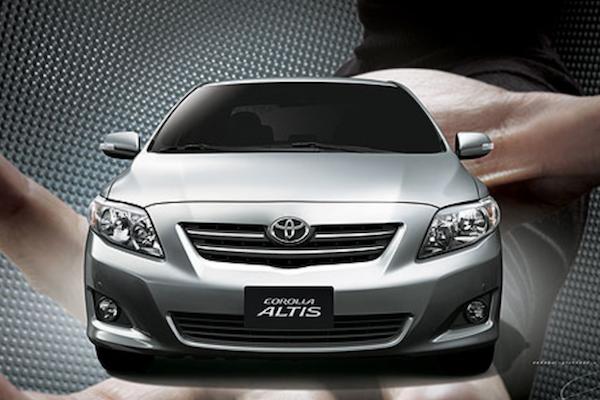 老車也會被召回!Toyota Altis 第十代部分車型需更換氣囊充氣裝置