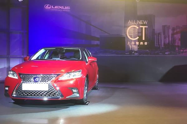 終於標配 LSS+ 主動安全系統!但可能是 Lexus CT 200h 最後一次改款?(內有影音)