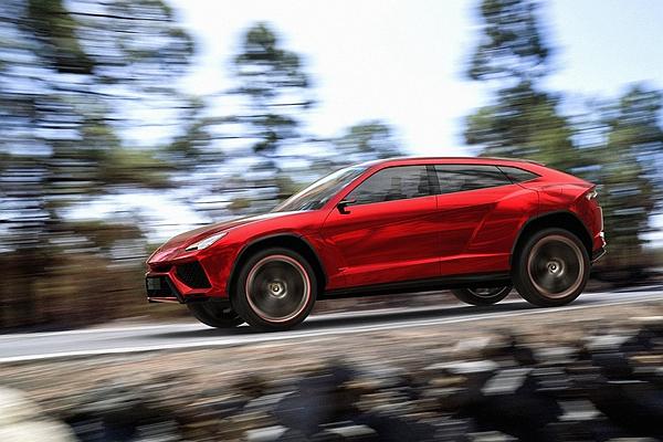 兄弟鬩牆?Lamborghini Urus 欲成為全球最速 SUV,最大對手是自己人?