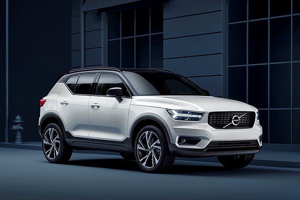 都會豪華 Crossover 新戰力!Volvo XC40 完整亮相(內有相片集)