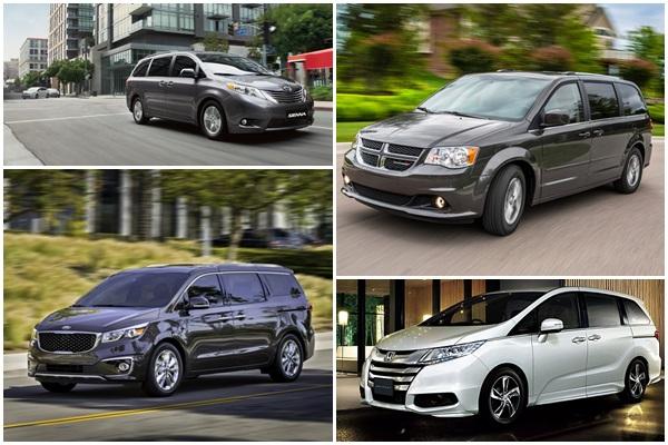 就是要追求舒適和超大空間,外媒推薦 4 款最強 MPV 車款!