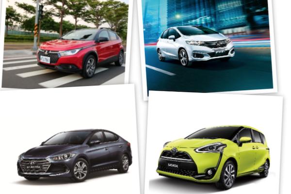 70 萬元有找國產新車!這 4 款有哪些吸晴特點?