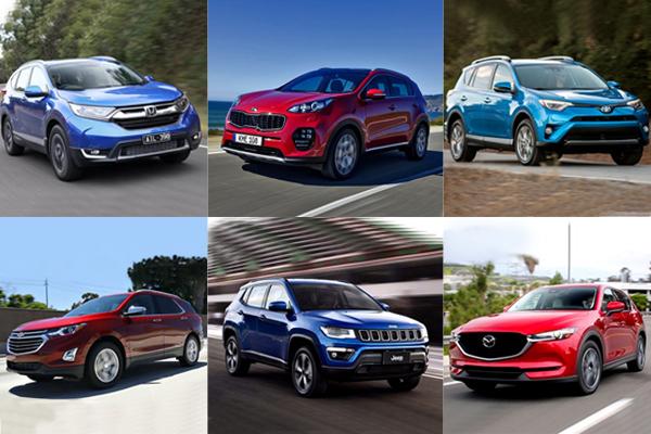 市場最夯的級距怎麼選?6 款主流 SUV 優缺點秀給你看!(內有影片)