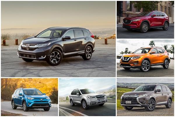 IIHS 進階安全首選加持,2017 年休旅車這 7 款最安全!