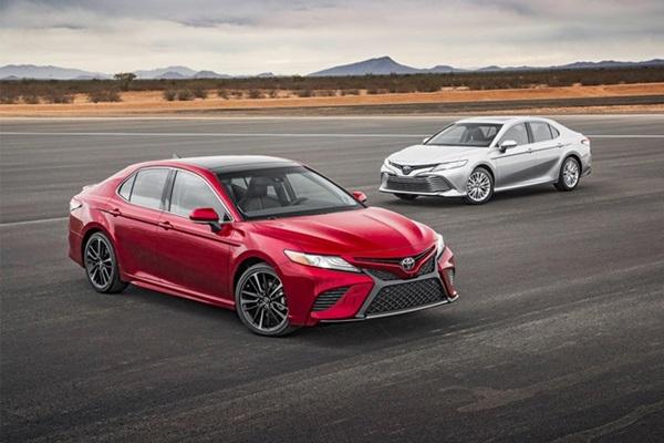 堪稱最安全平價房車,全新 Toyota Camry 權威撞擊測試成績出爐!