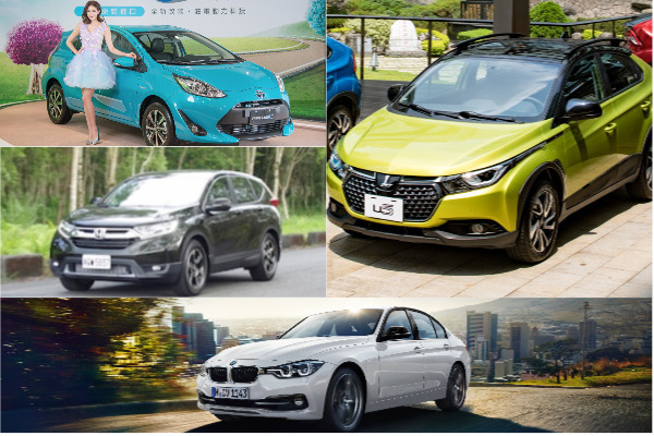 9 月汽車銷售排行出爐,進口車市佔率逼近 50%!