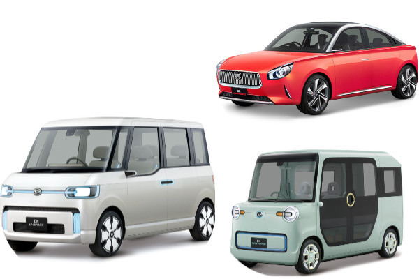 連貨車都這麼可愛!Daihatsu 概念車月底東京車展現身