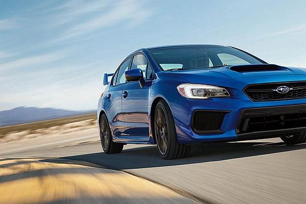 就因為這兩款車!讓 Subaru 無法在美國拿下 IIHS 進階安全首選滿貫