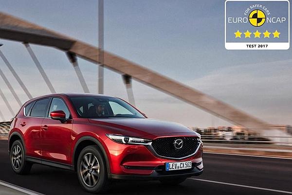Euro NCAP 五顆星最高評價:前 10 名休旅車的安全防護指數曝光