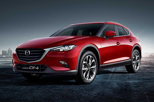 Mazda CX-4 竟在海外趴趴走!沒想到又是在這國家被抓到