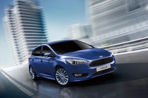 動力只剩 2 種選擇!Ford Focus 小改款升級配備曝光
