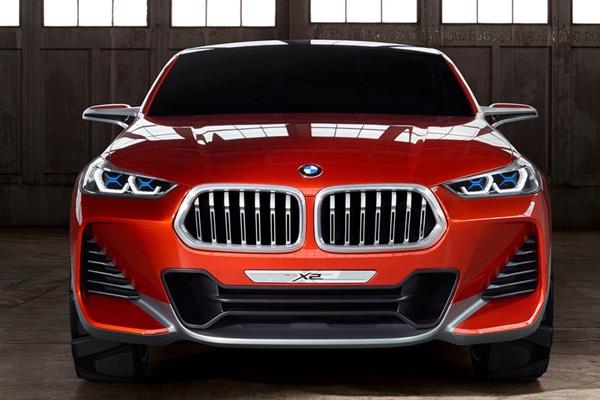 幾乎是無碼流出,BMW 全新跨界小休旅 X2 預約台北車展!