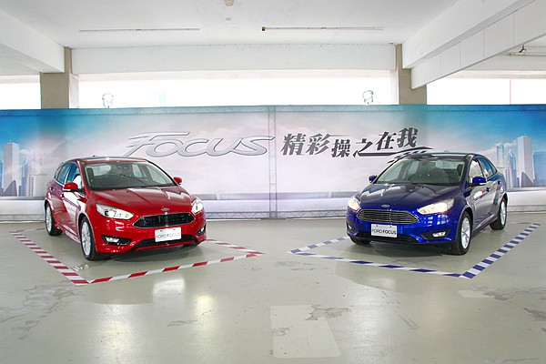 低排氣量/柴油引擎全剔除!New Ford Focus 為年底新車佈局 (內有相片集)