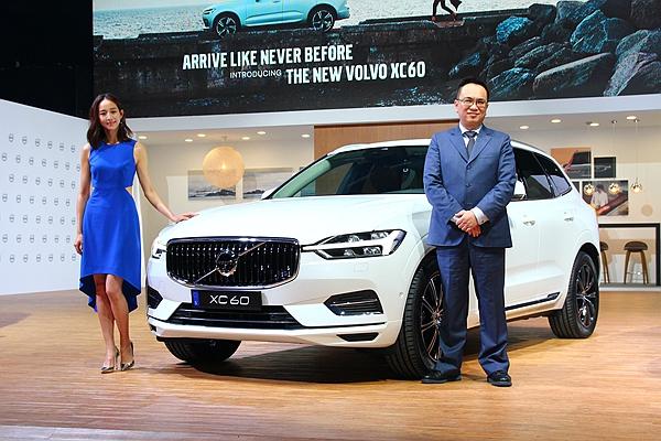台灣接單逾 200 張!全新 Volvo XC60 發表會上藏了彩蛋