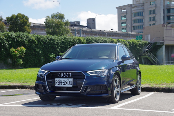 排氣量變大但油耗卻變更好? 都會掀背 Audi A3 Sportback 試駕
