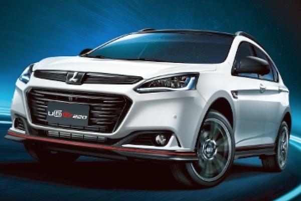 國產首款跨界休旅性能車!Luxgen U6 改款全車系配備曝光