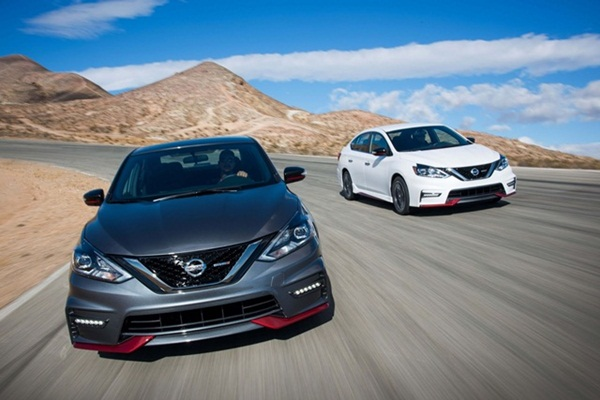 Nissan Sentra 美規改款登場,台灣有望 11 月發表!(內有相片集)