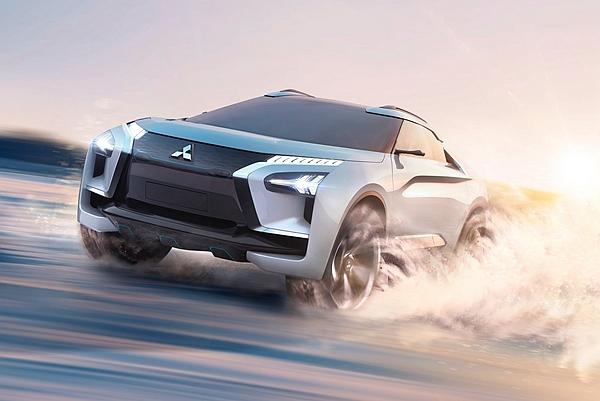 三菱未來發展方向是?從 e-Evolution Concept 概念車一次看透!