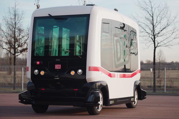 自動駕駛公車在德國正式營運!第二條路線明年啟用