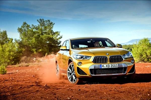 BMW X 家族 1 到 6 終於湊齊!全新 X2 官網正式登場(內有相片集)