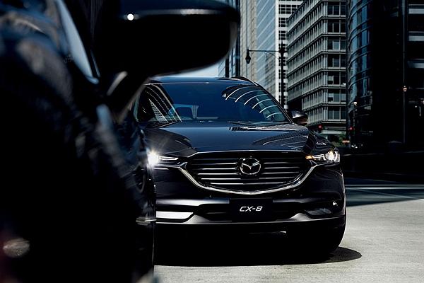 左駕版 Mazda CX-8 有譜!最快明年就量產上市(內有相片集)