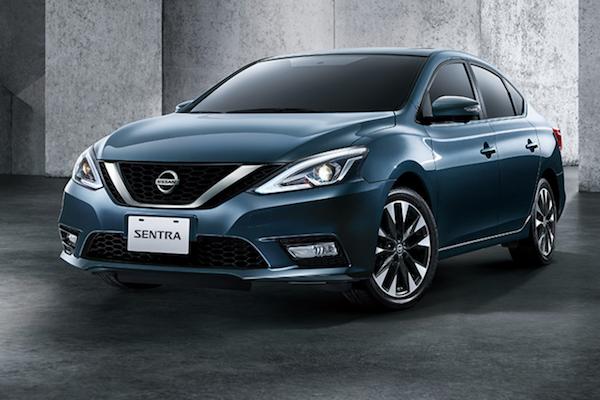 Nissan Sentra 小改款剩 3 車型,預售價從 70 萬元起跳!
