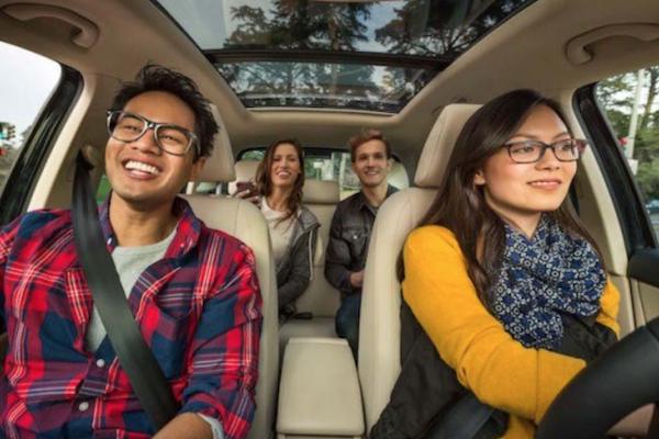 網路數據公布:最讓駕駛抓狂,副駕絕對不能做的 5 件事!