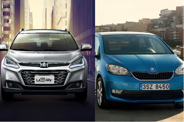 本週上市新車預覽:Luxgen U6 公佈售價,Skoda Citigo 小改款大降價!