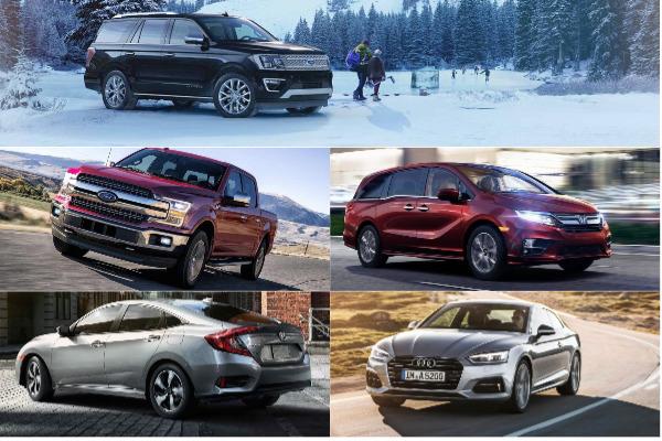 12 款車型年底總評選出爐!美權威機構公布評價最高車款