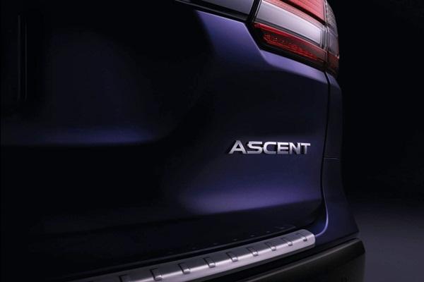 Subaru 七人座休旅 Ascent 即將登場,原廠釋出首張預告圖!