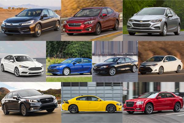 《消費者報告》評選:非豪華車款,這 10 輛坐起來最舒服!