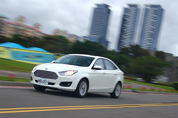 試駕後恍然大悟!重新一改 Ford Escort 產品印象(內有相片集)