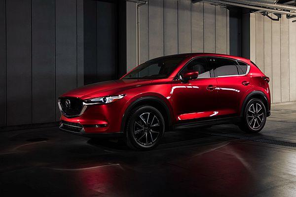 休旅銷售太競爭!北美 Mazda CX-5 才開賣 9 個月就新增配備