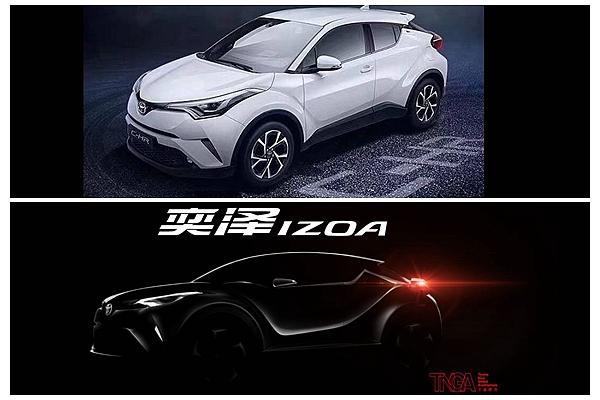 市場夠大才有雙胞胎?Toyota 中國合資品牌特有的現象