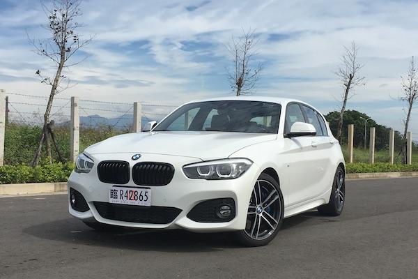能山路殺彎也能市區悠行,後驅掀背小車 BMW 125i M Sport Shadow Edition 試駕(內有影音)