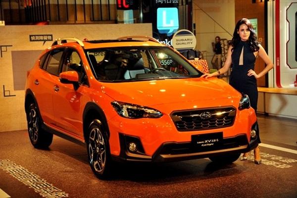 從年初等到年尾!Subaru Eyesight 車款終於在台灣開賣