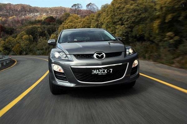 Mazda 可能要復活 CX-7 休旅車,複習一下這款品牌跨界始祖!