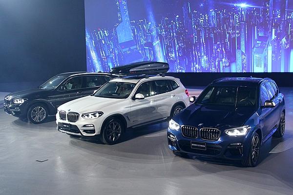 豪華中型運動休旅新殺手!第 3 代 BMW X3 搶先台北車展前發表
