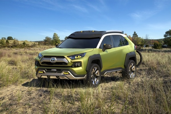 Toyota 發表 FT-AC Concept 概念車,預告未來休旅車模樣!(內有相片集)