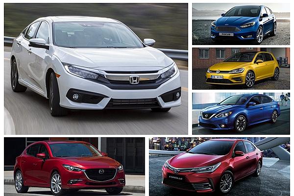 全球家庭轎車銷售 Top 10 出爐!只有「它」逆勢成長