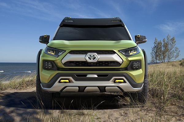 全新 Toyota RAV4 長這樣?日媒點名就是從這輛概念車設計啟發