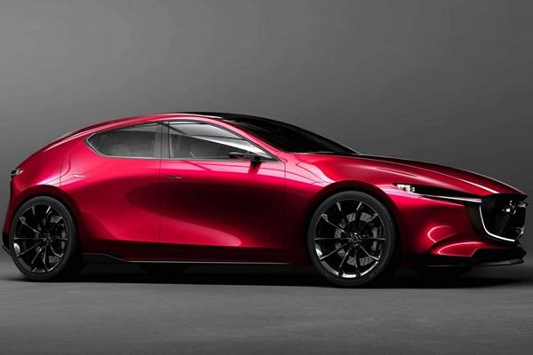Mazda 升級泰國產線,預計 2019 年推微型油電混合車款!