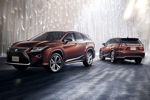 7 人座 Lexus RXL 日本市場開賣!動力剩一種,油耗也同步出爐!