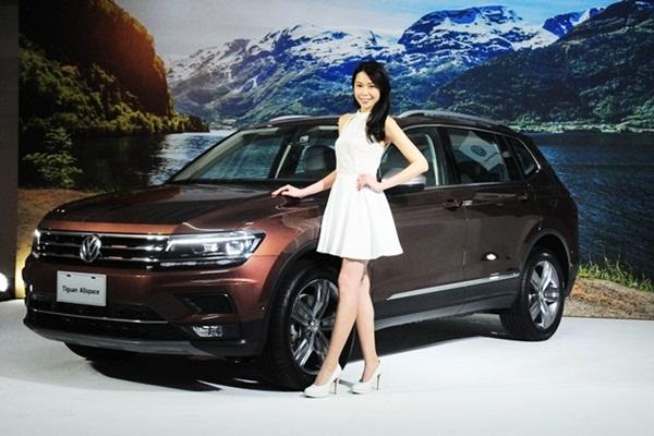 年底車展主力,VW Tiguan Allspace 七人座搶先亮相!(內有相片集)