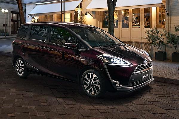 日規小改 Toyota Sienta 明年 7 月登場!TTS-C 將直接列為標配