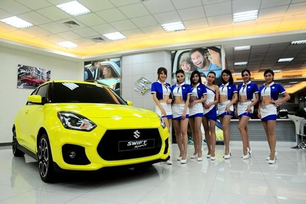 Suzuki 車展陣容亮相,性能鋼砲 Swift Sport 首登台!(內有相片集)