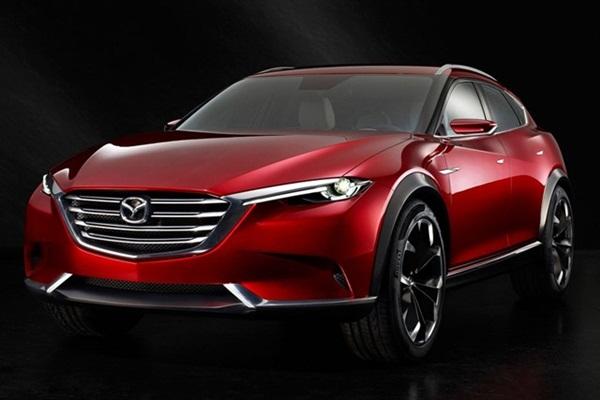 Mazda 全新休旅不叫 CX-7?最新消息將命名為 CX-X!