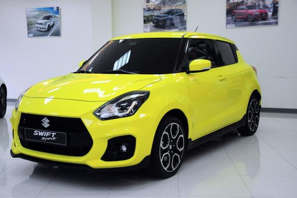 日本民間車廠實測 Suzuki Swift Sport,真實動力比原廠公布還更強!(內有影片)