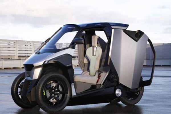 究竟是汽車或機車?Peugeot 最新迷你電動車,市區代步超適合