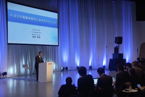 電動車領域趕進度!Toyota 公布未來純電車規劃目標(內有影音)